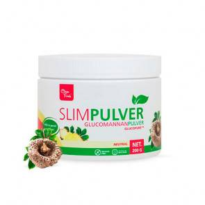 Clean Foods Konjac Powder SlimPowder par Clean Foods 200g