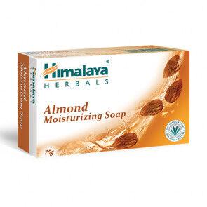 Himalaya Herbals Savon hydratant aux amandes de l'Himalaya 75g
