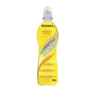 Weider Boisson L-Carnitine Water 1000 mg Goût Ananas-Mangue Weider 500 ml