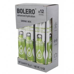 Bolero Pack 12 Sachets Bolero Drink goût Melon 36 g