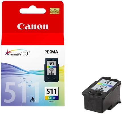 CANON Cartouche CANON CL-511 3 Couleurs
