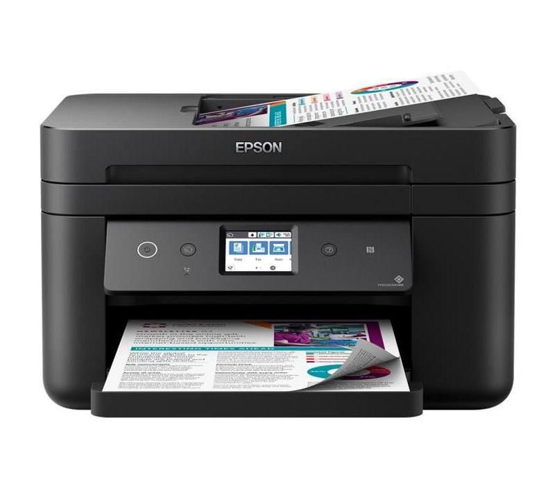 EPSON Imprimante 4 en 1 Multifonction EPSON Workforce 2860