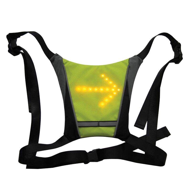 . Veste réfléchissante ORNII avec indicateur lumineux LED