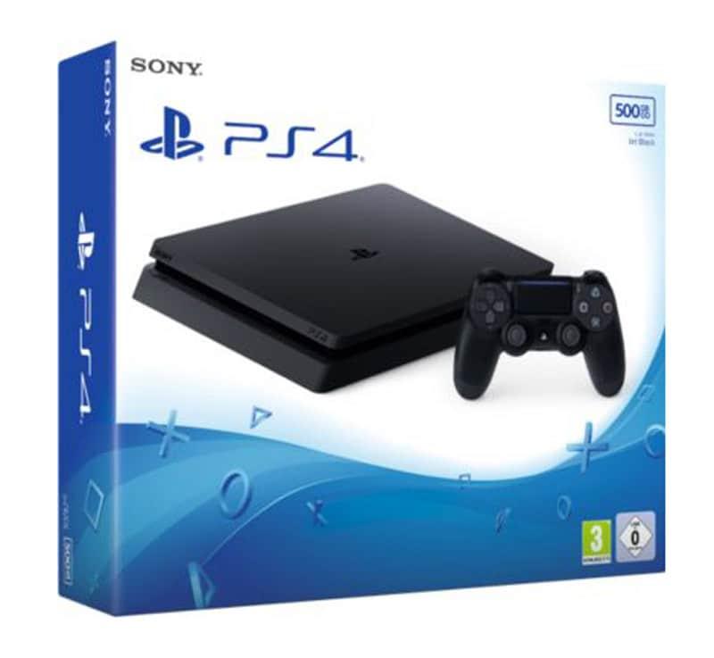 PS4 Console de jeux SONY PS4 Slim 500Go
