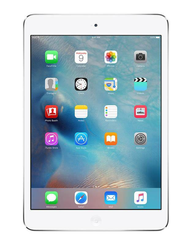 IPAD APPLE iPad MINI 2 16 go blanc reconditionné grade A+