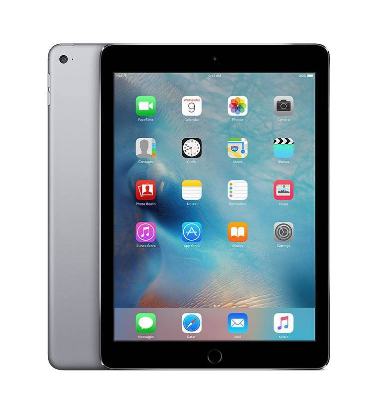 APPLE IPAD AIR 2 RECONDITIONNÉ 16 Go Grade A+ GREY