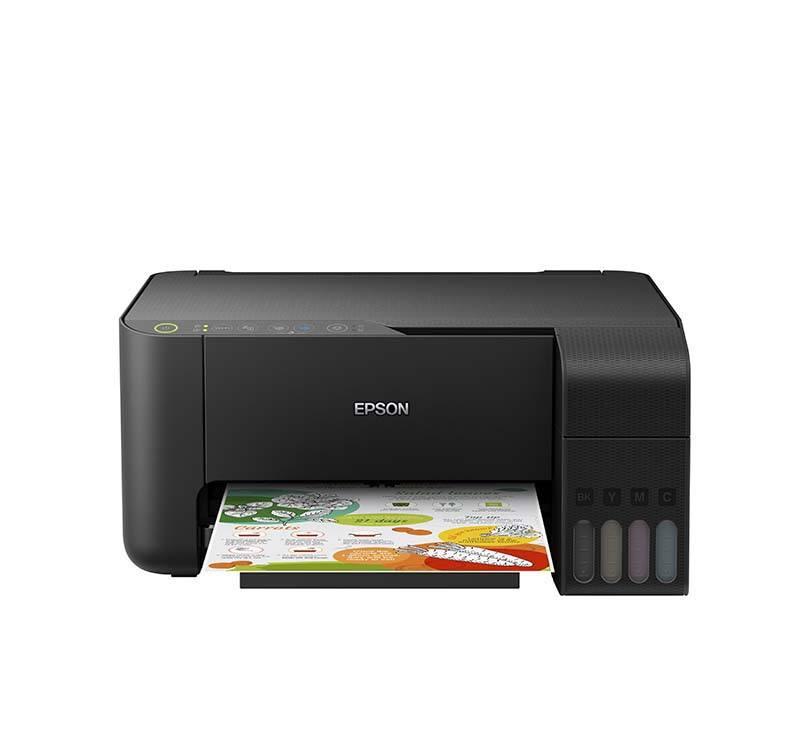 EPSON Imprimante 3 en 1 EPSON EcoTank ET 2710 - Ultra economique