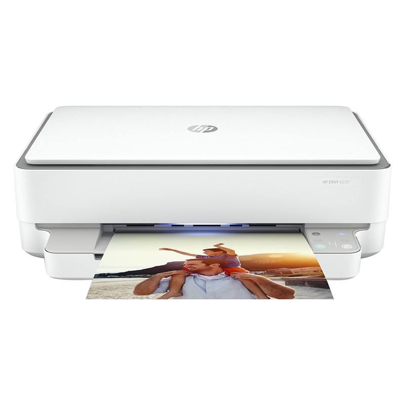HP Imprimante Multifonction HP ENVY 6030 - compatible instant ink