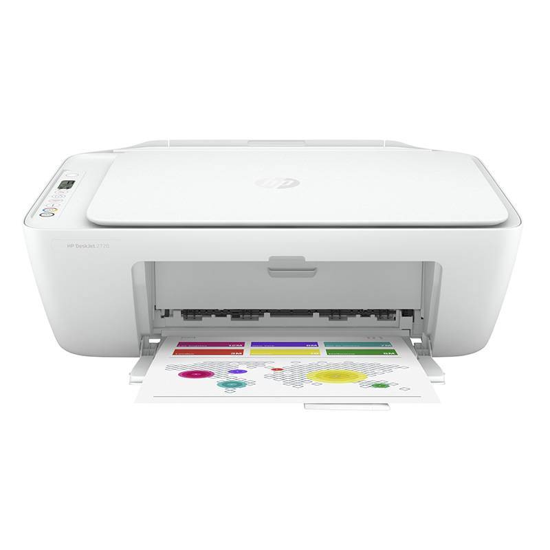 HP Imprimante multifonction HP Deskjet 2720 + 6 mois instant ink inclus