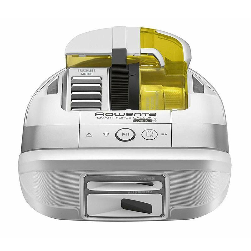 ROWENTA Robot Aspirateur ROWENTA SMART FORCE CYCLONIC-RR802