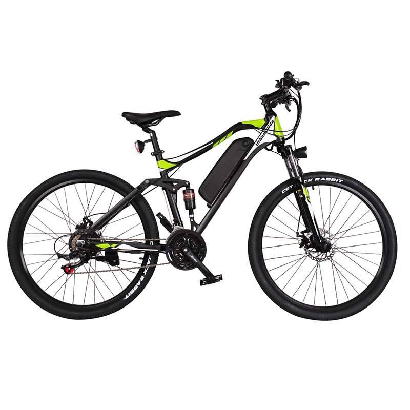 URBANGLIDE Vélo à assistance électrique URBANGLIDE F2 NOIR