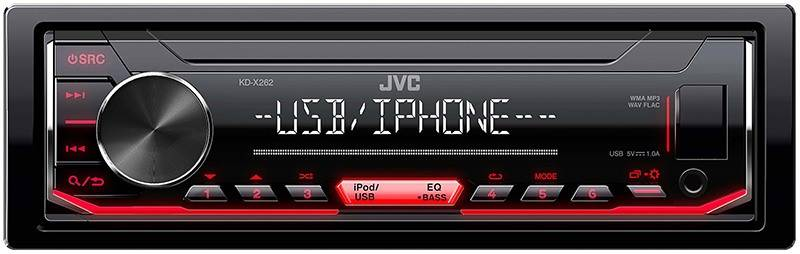 JVC Autoradio JVC KD-X262