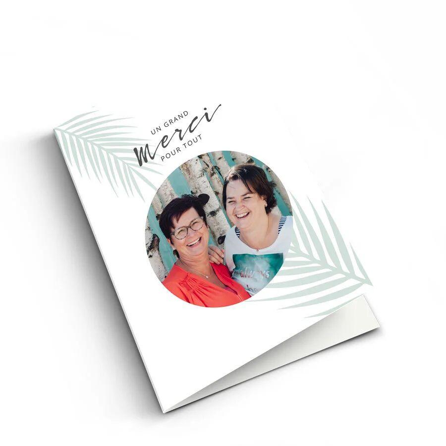 YourSurprise Carte de remerciement - M - Portrait