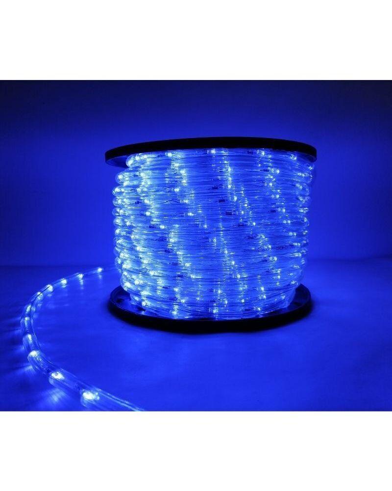 Silumen Guirlande Lumineuse Led 220v Ip65 Bleu (au Mètre)