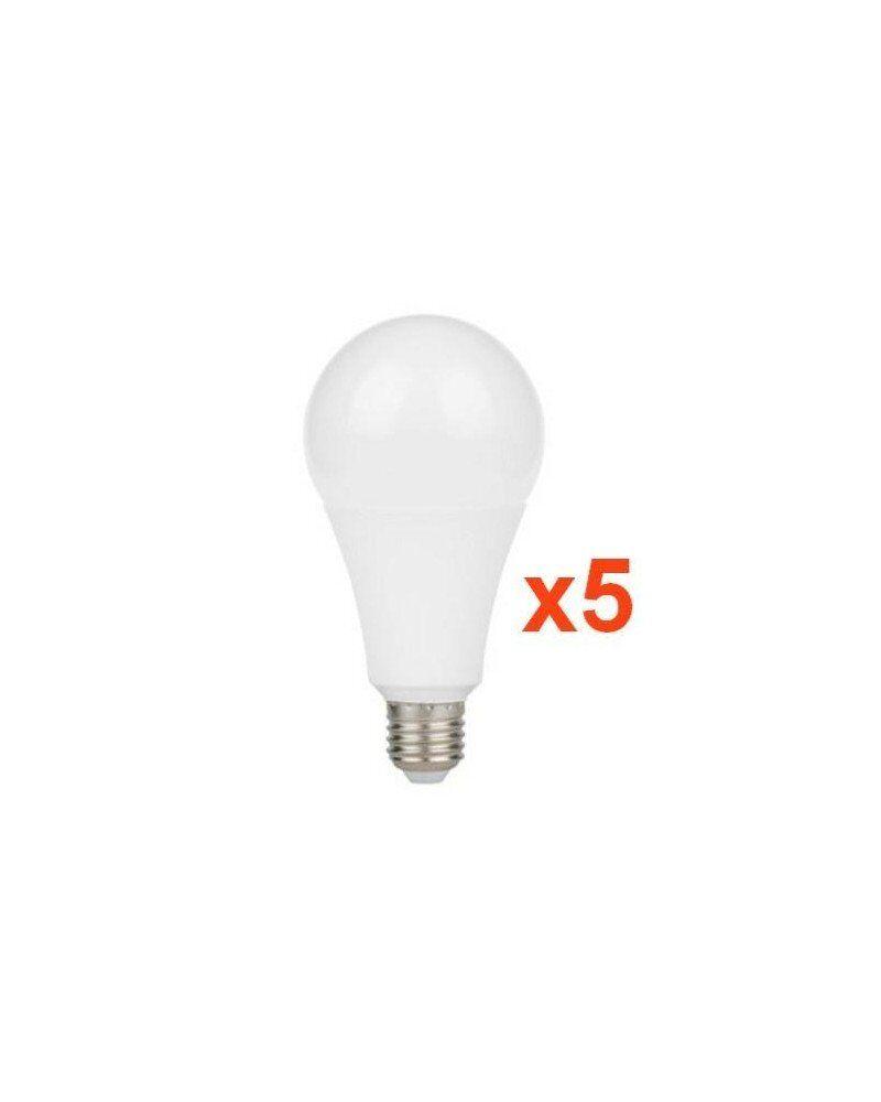 Silumen Ampoule E27 LED 5W A55 220V 230° (Pack de 5)