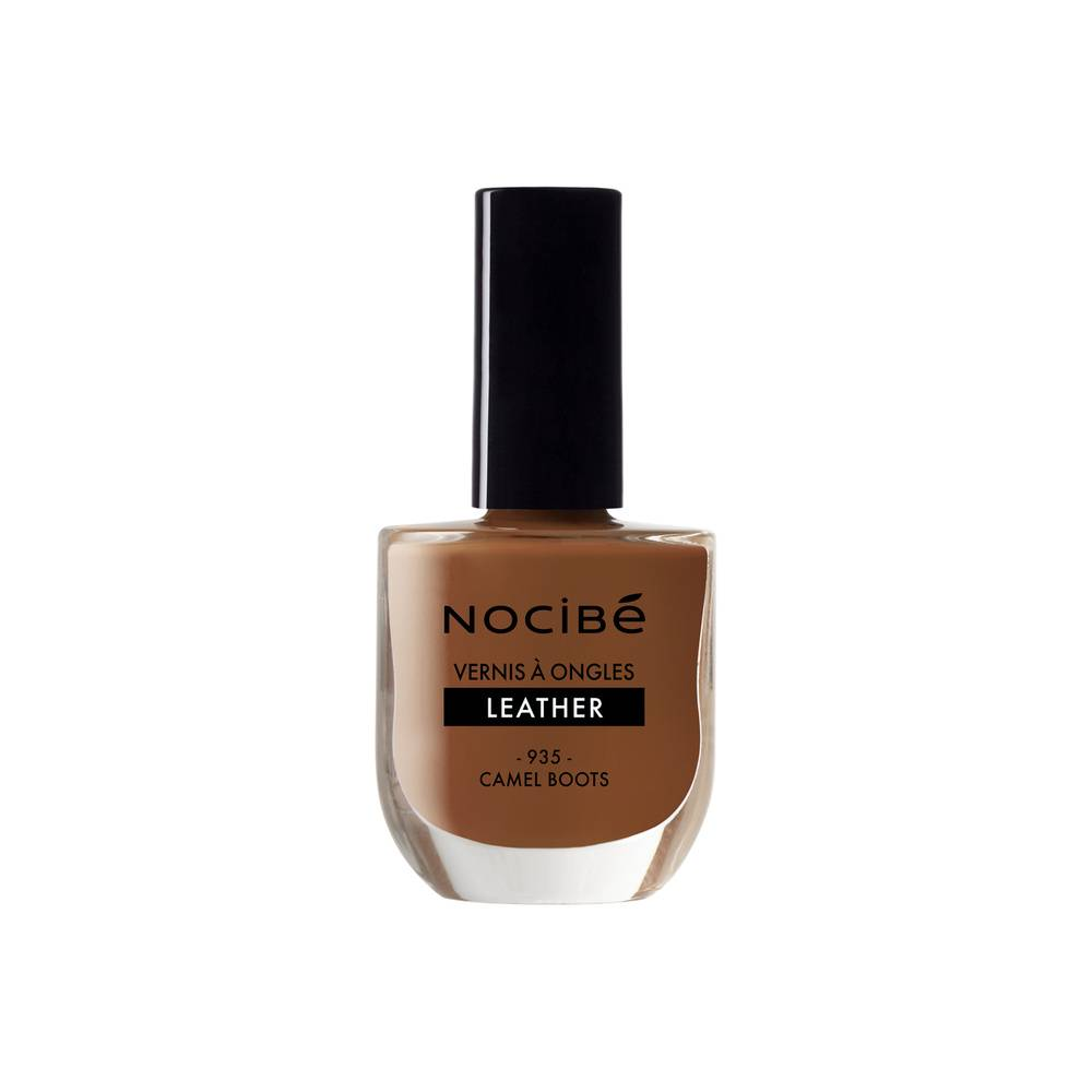 Nocibé Collection Leather Permanent Vernis à ongles