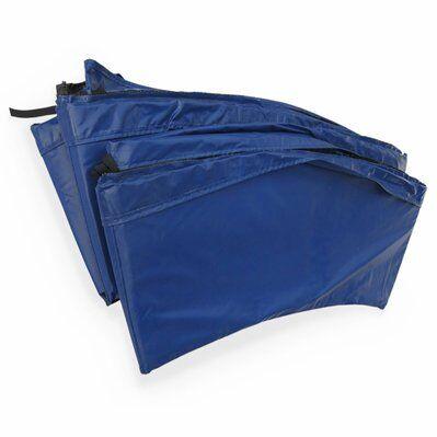 Alice's Garden Coussin de protection ressorts trampoline 250cm - 22mm - Bleu