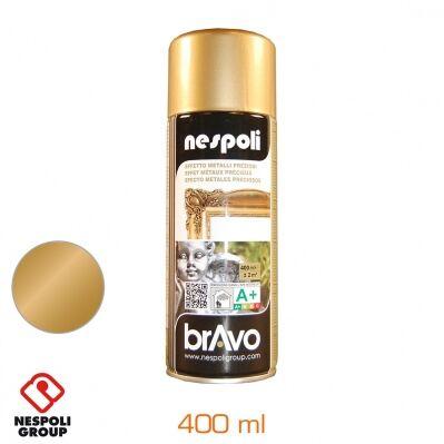 Nespoli Peinture aérosol 400 ml - or