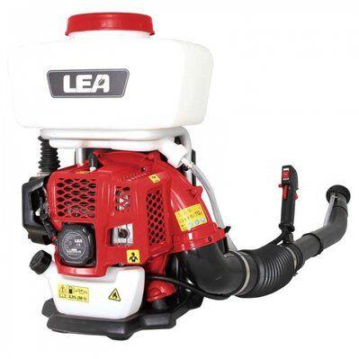 Lea Pulvérisateur à dos atomiseur thermique 43 cm3 14 litres LEA LE87427 poudre et liquide