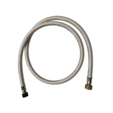 Alice's Garden Flexible gaz NF. tuyau à embouts mécaniques - élastomère renforcé. G1/2 - M20x1.5 . Validité 10 ans. joints inclus. propane ou