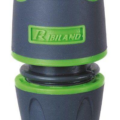 Ribimex Raccord rapide bi-matiere acquastop, PRA-RB-1216