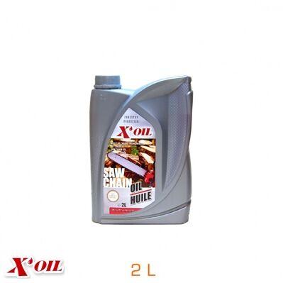 X'oil Huile de chaîne Super filante X'OIL® - 2 L