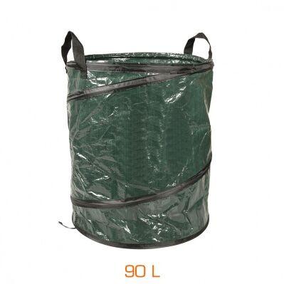 Greengers Sac de jardin - 110 g/m² - 90 L