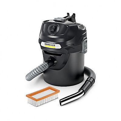 Karcher Aspirateur cendres & poussières KARCHER AD 4 Premium - 600W - cuve métal 17L - reconditionné grade B