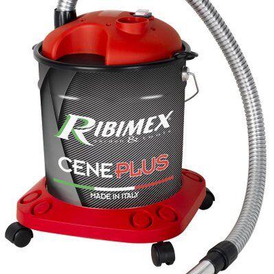 Ribimex Aspirateur a cendres 950 W 18 L, PRCEN006