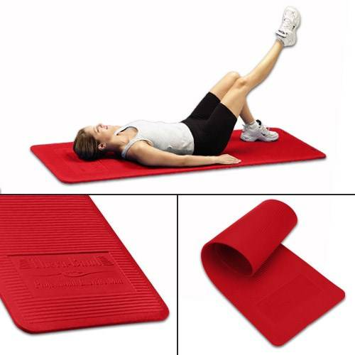 Performance Health Tapis d'exercice Thera-Band - Rouge - Epais