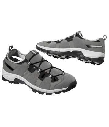 Atlas for Men Chaussures Outdoor L gris