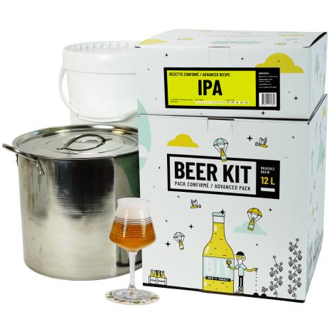 Saveur Bière Beer Kit Confirmé Bière Ipa   Saveur Bière