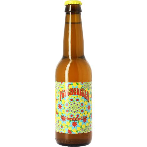 Craig Allan Psychedelia - Bouteilles De Bière 33 Cl - Craig Allan - Saveur Bière