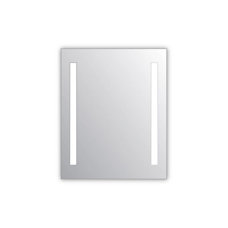 Thalassor Miroir salle de bain 60 cm VISIO rétroéclairage LED