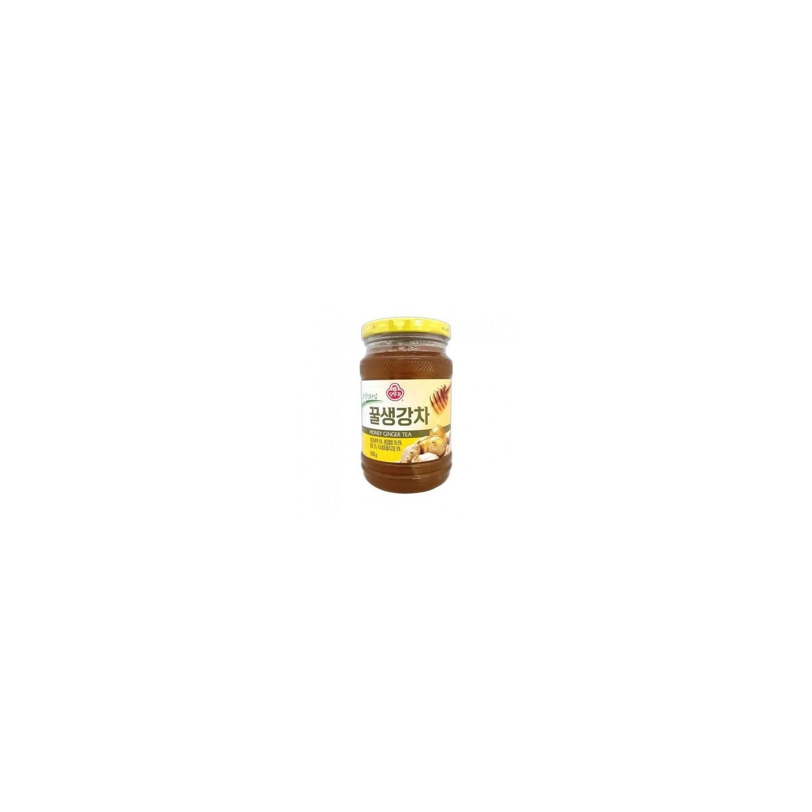 Asia Marché Sirop/Yuja gingembre et miel 500g Ottogi