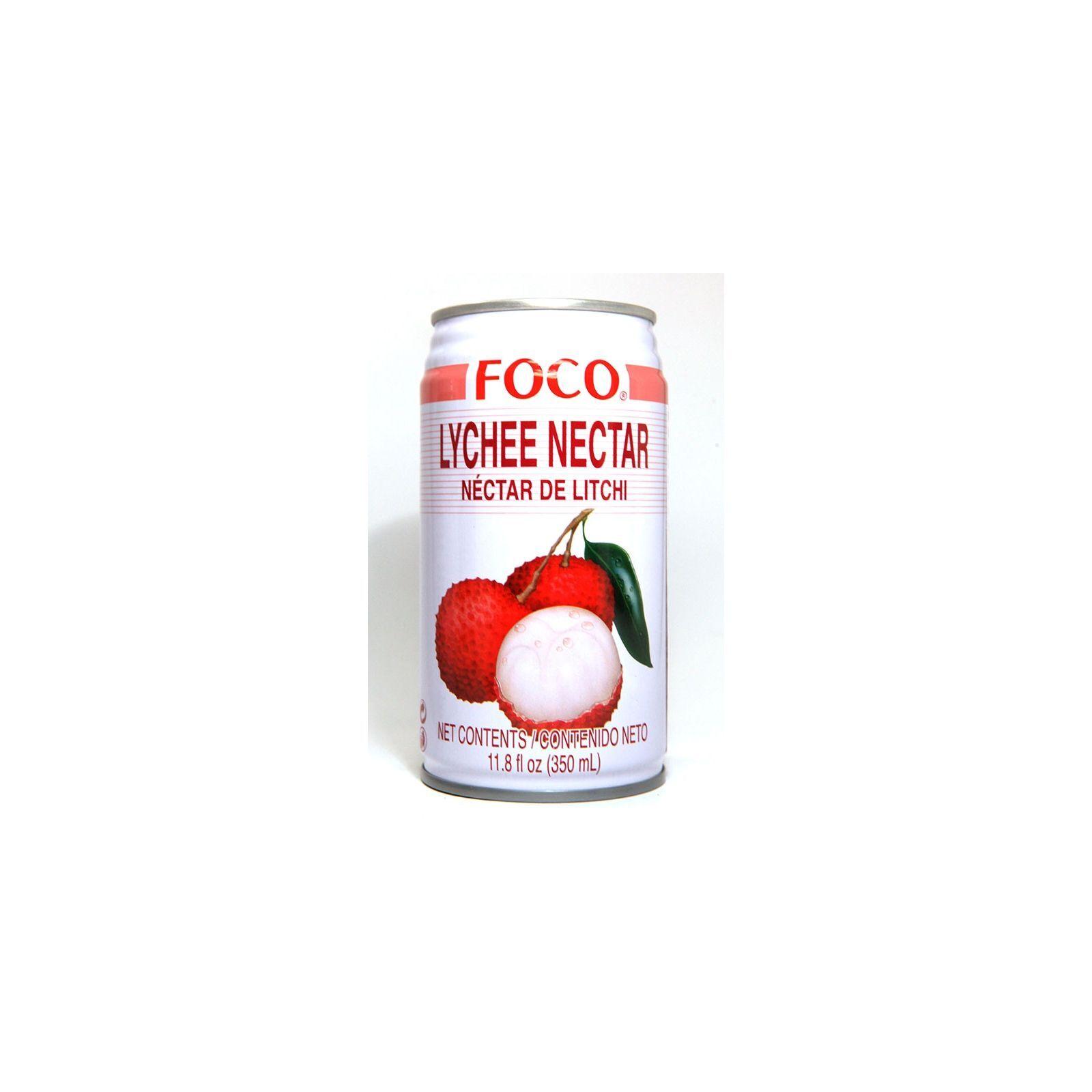 Asia Marché Jus de Lychee 33cl Foco