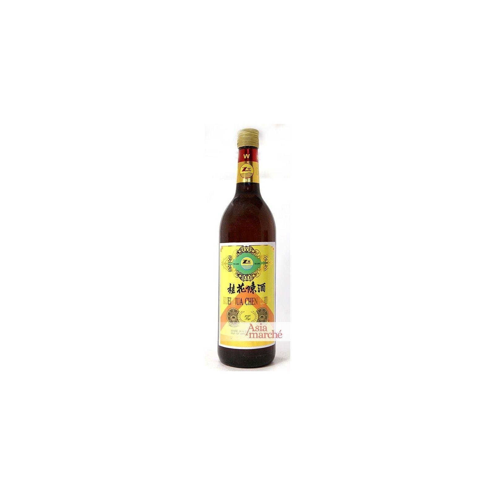 Asia Marché Liqueur florale d'Osmanthe 75cl  (12°)