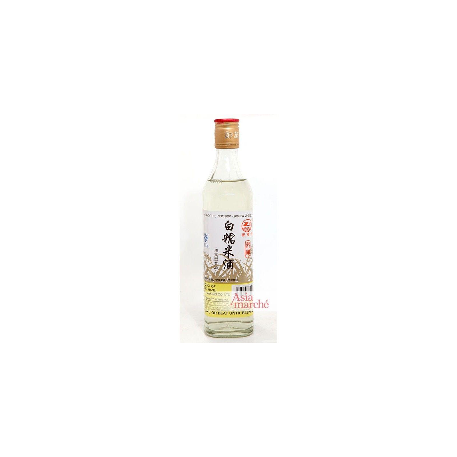 Asia Marché Alcool de riz gluant 500ml (12°)