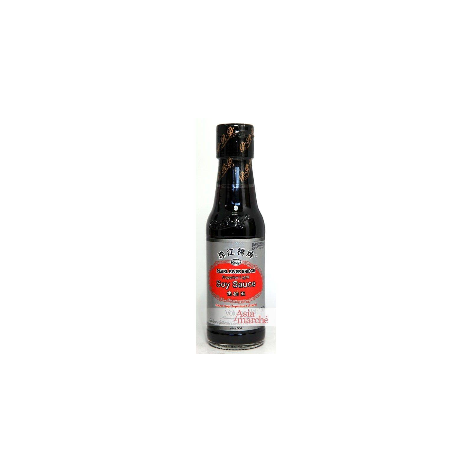 Asia Marché Sauce soja claire PRB 150ml