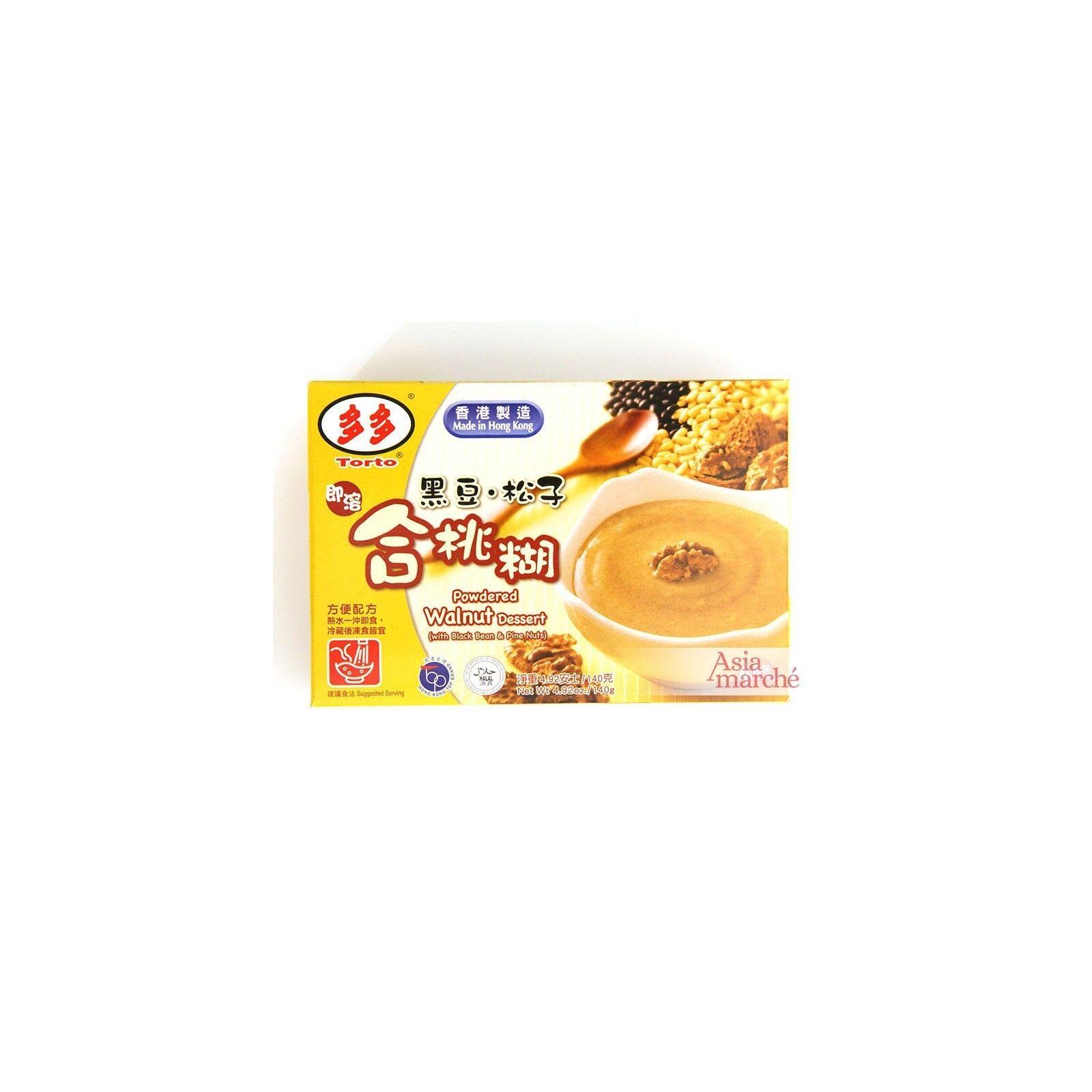 Asia Marché Crème dessert aux noix 160g