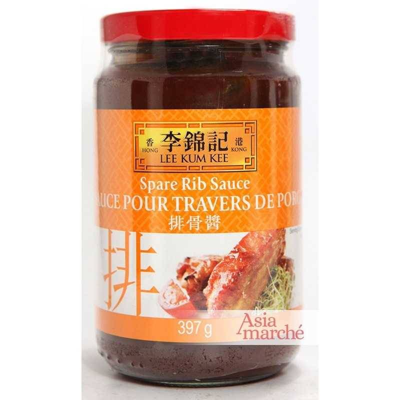 Asia Marché Sauce pour travers de porc 397g Lee Kum Kee