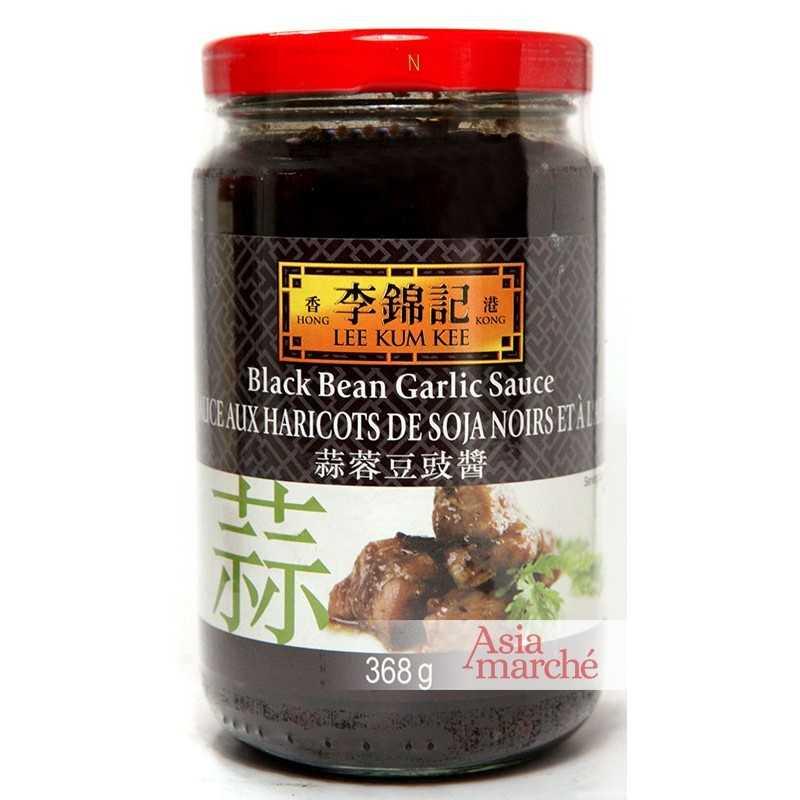 Asia Marché Sauce à l'ail et aux haricots noirs 368g LKK