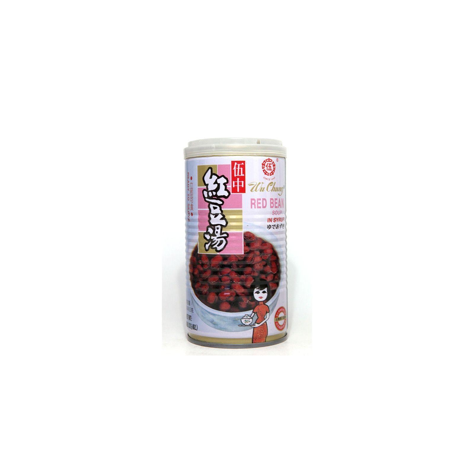 Asia Marché Dessert aux haricots rouges 370g