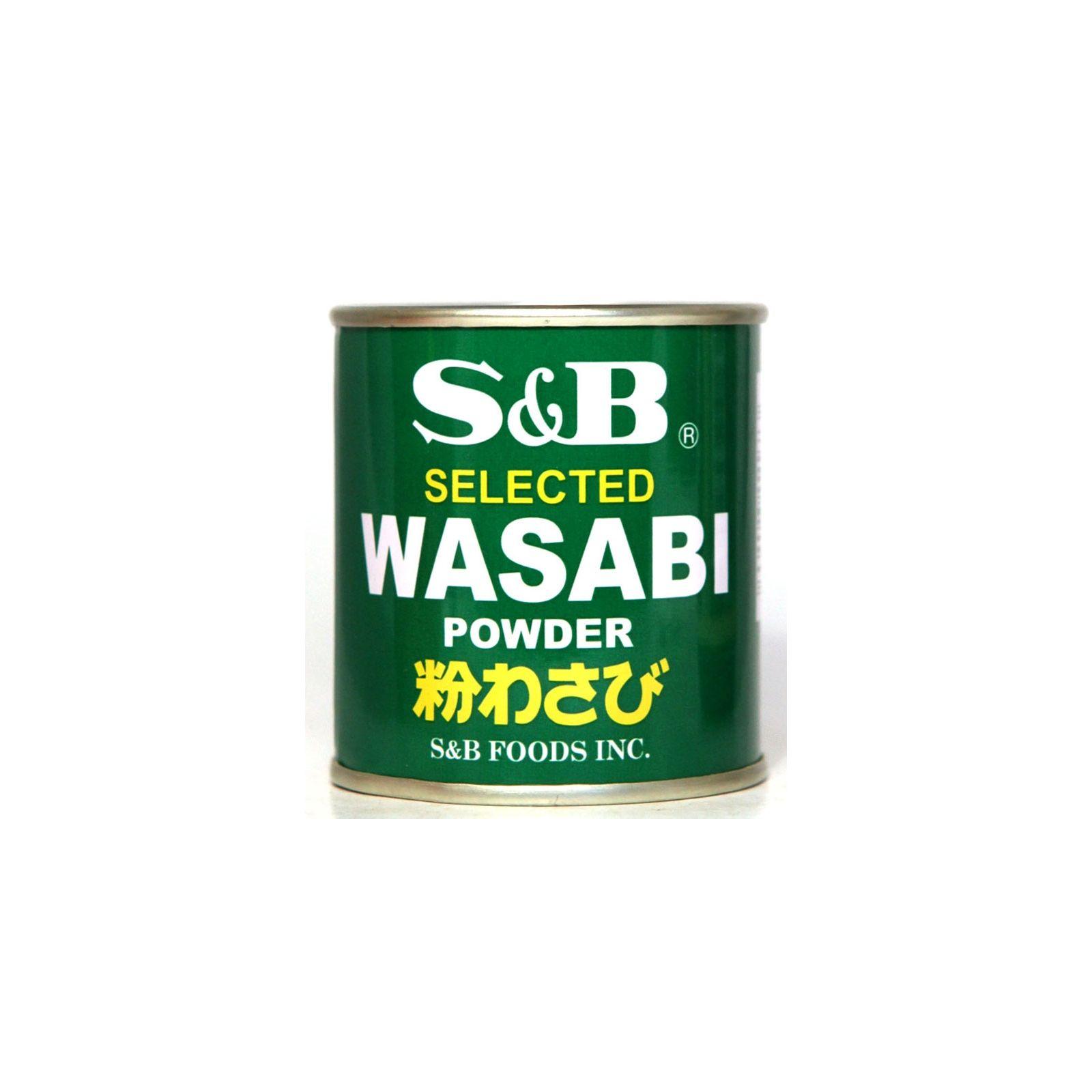 Asia Marché Wasabi en poudre S&B; 30g