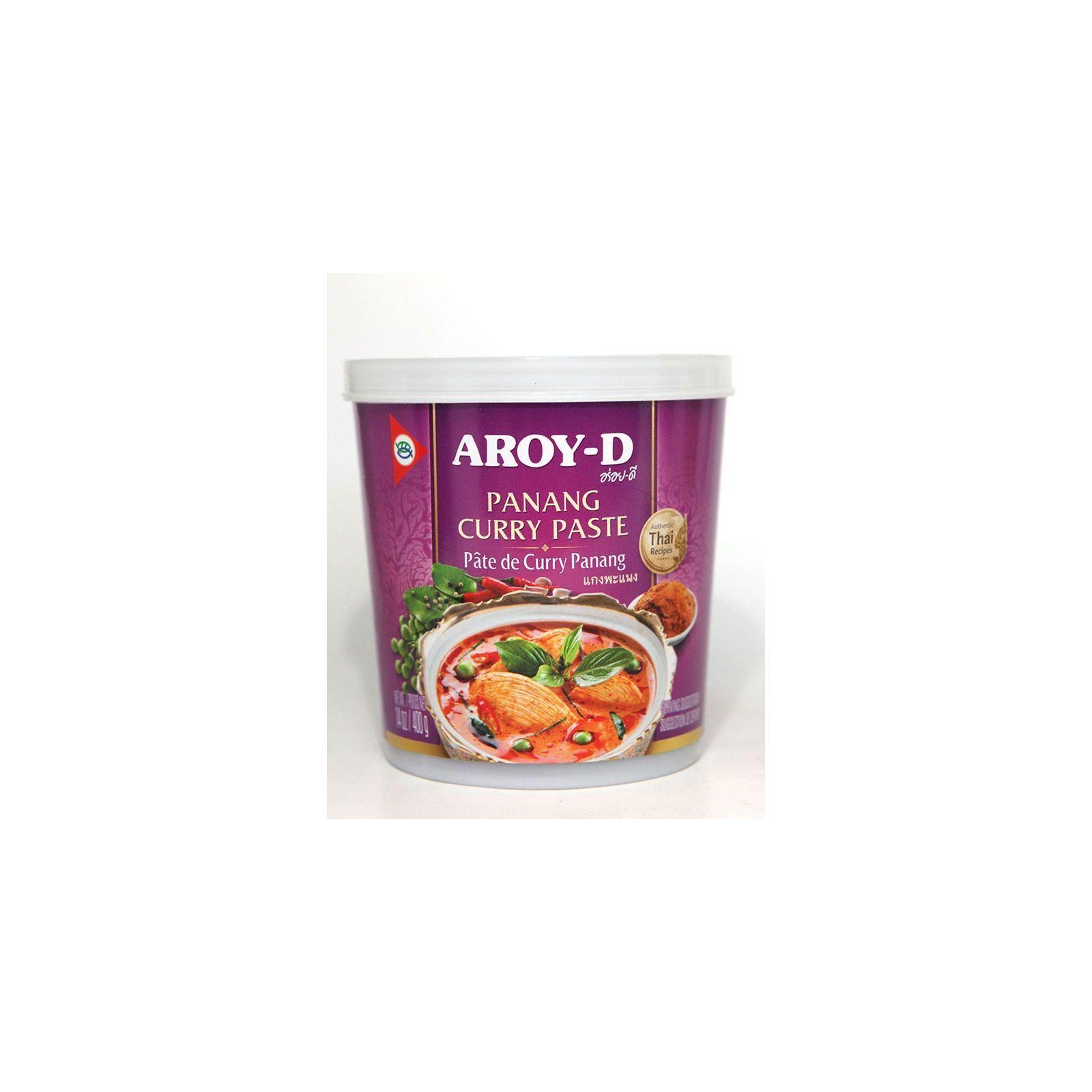 Asia Marché Pâte de curry Panang 400g Aroy-D