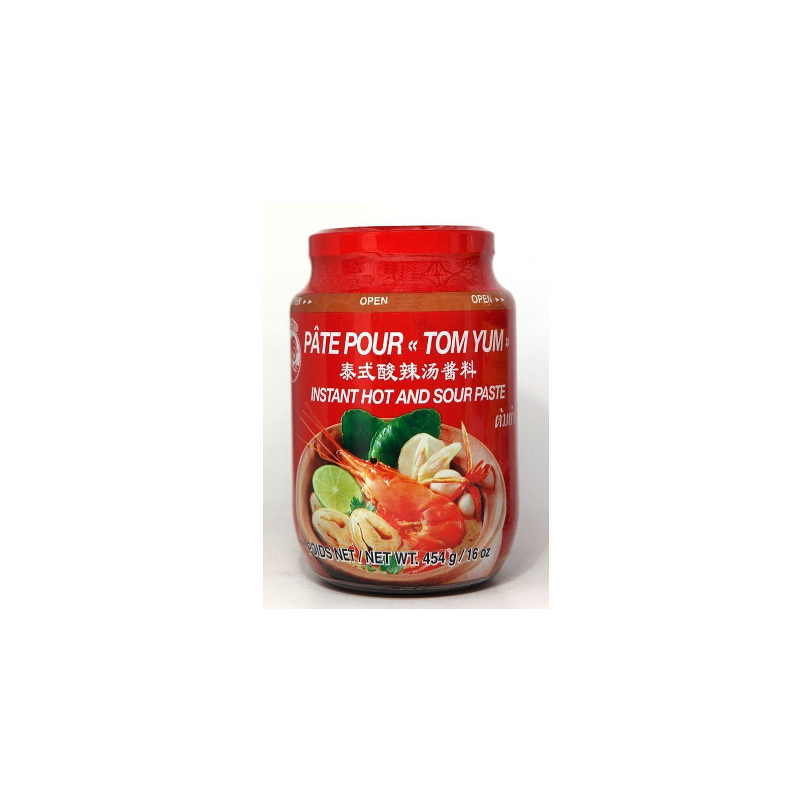 Asia Marché Préparation pour soupe Tom Yum Kung Coq 454g
