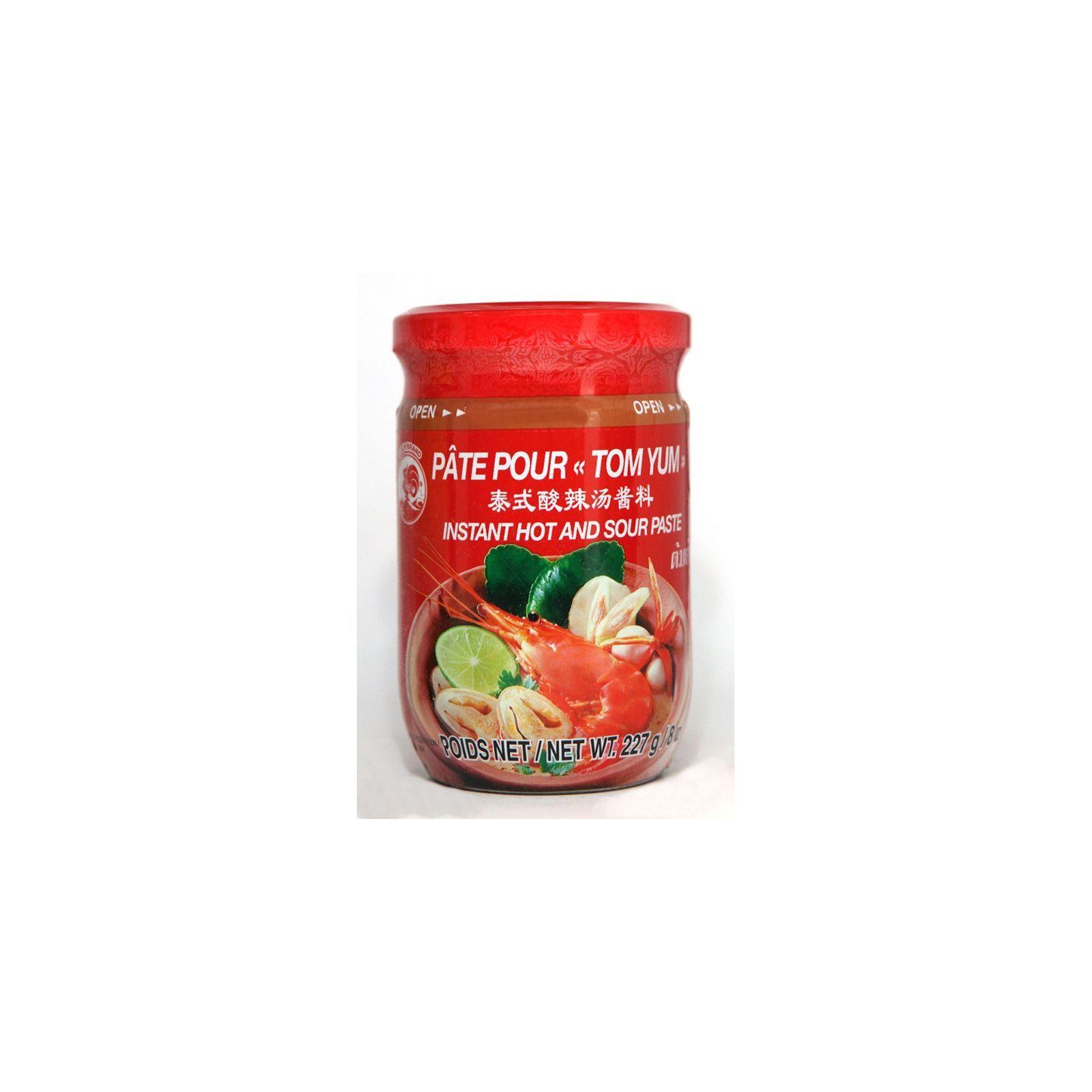 Asia Marché Préparation pour soupe Tom Yum Kung Coq 227g