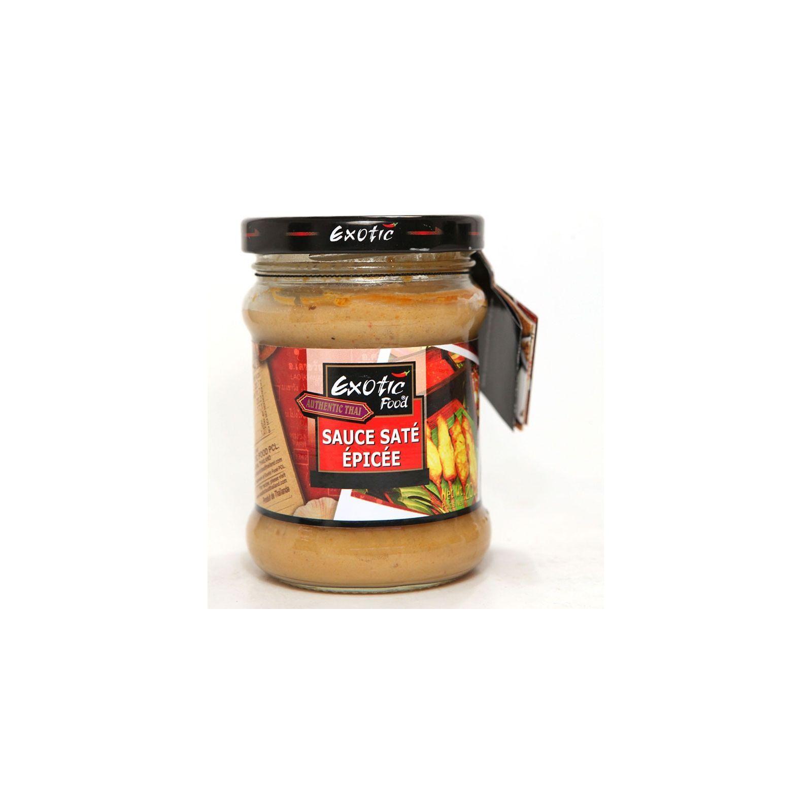 Asia Marché Sauce Satay épicée 200g Exotic Food