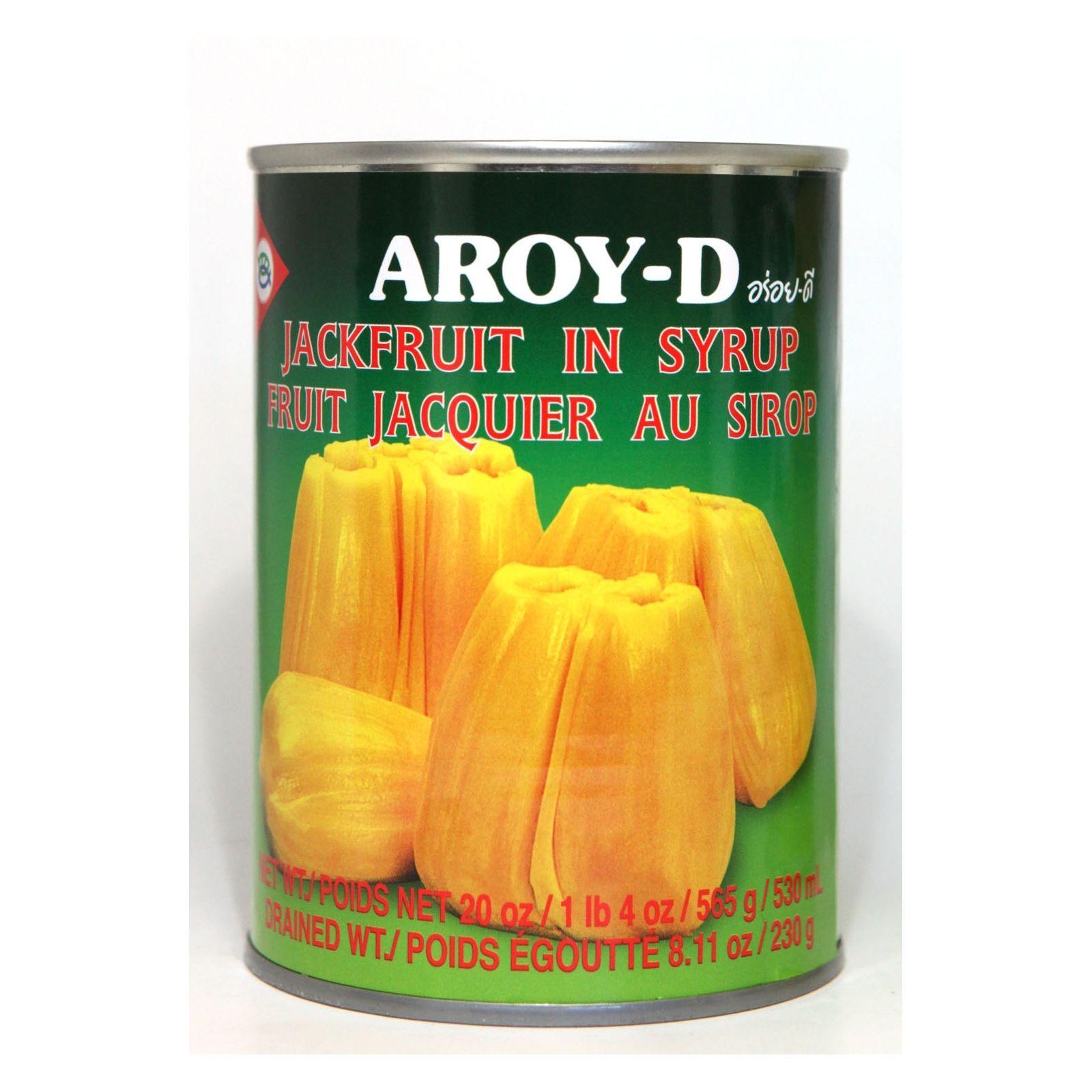 Asia Marché Fruit de Jacquier 565g Aroy-D