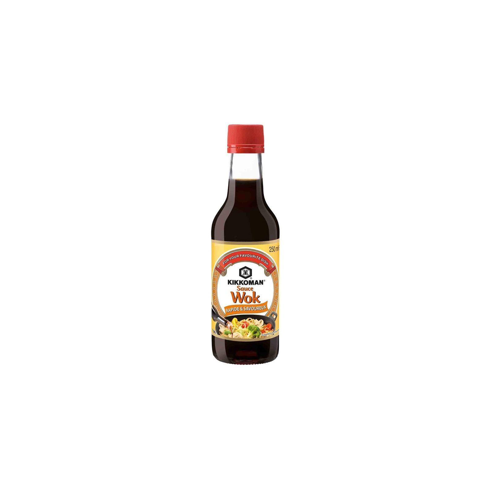 Asia Marché Sauce Wok Sukiyaki Kikkoman 250ml